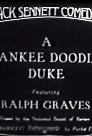 A Yankee Doodle Duke Poster