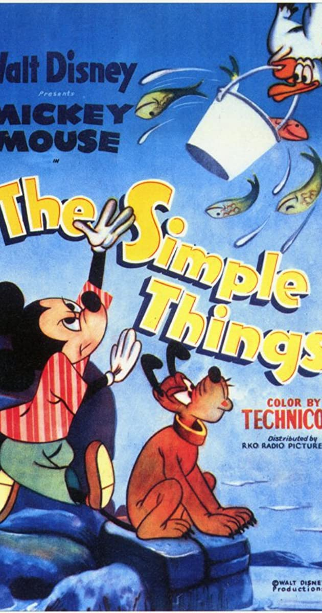 The Simple Things 1953