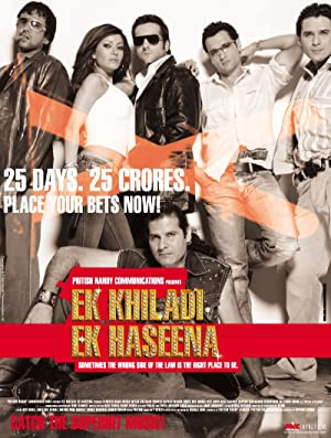 screenplay Ek Khiladi Ek Haseena Movie