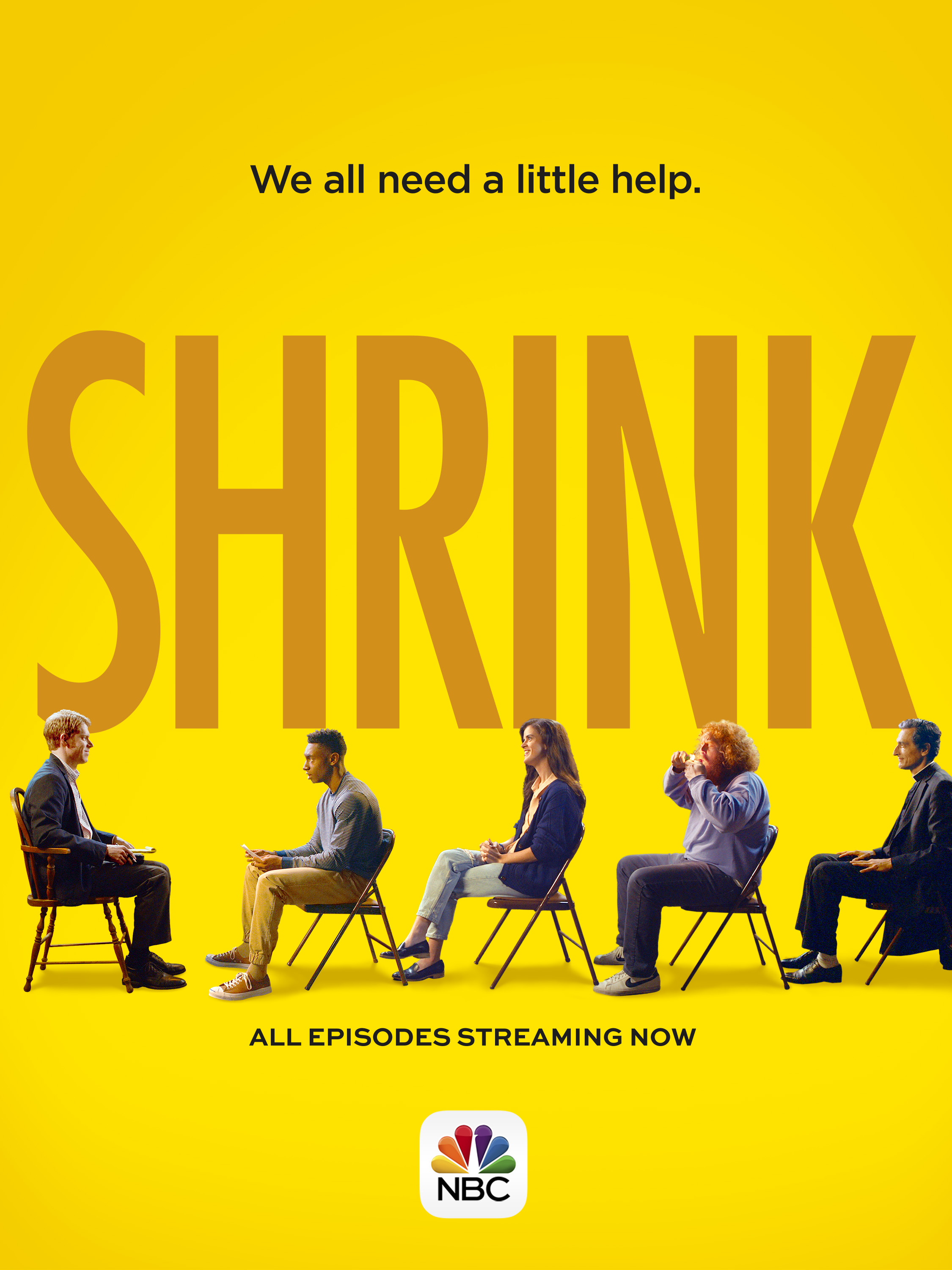 shrink tv series 2017 imdb