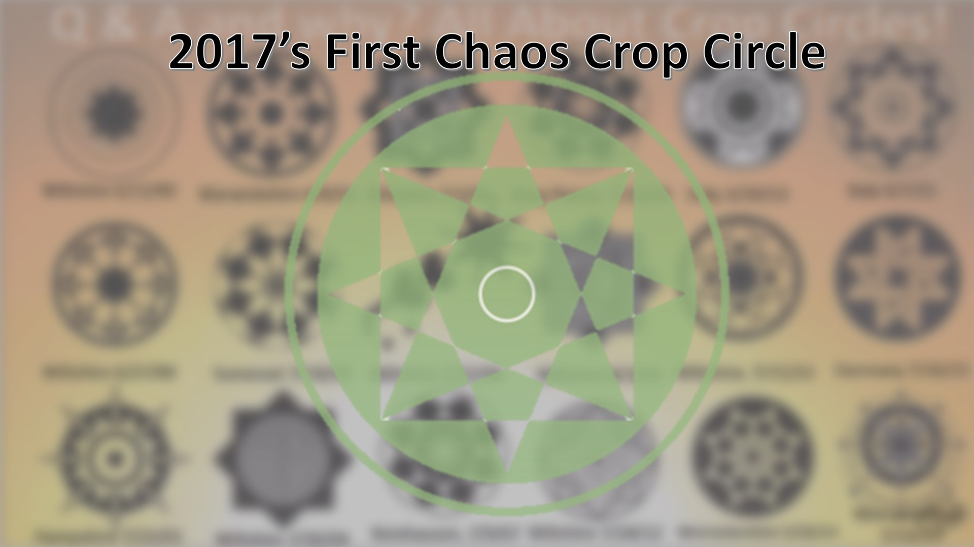 2017s first 8 point chaos star crop circle 2017 imdb publicscrutiny Choice Image