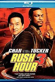 Making 'Rush Hour 3' Poster