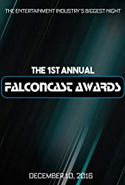 The FalconCast Awards Poster