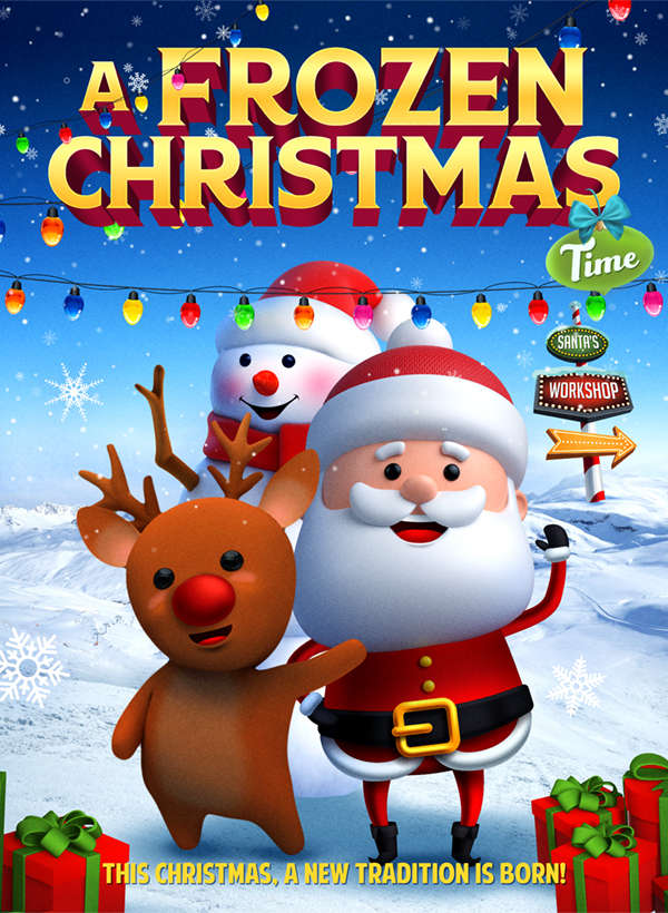 A Frozen Christmas Time on FREECABLE TV