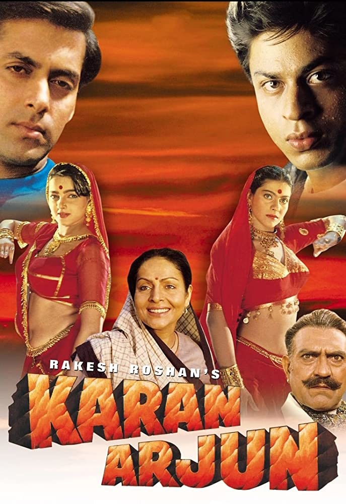 Karan Arjun HD Hindi Movie FREE