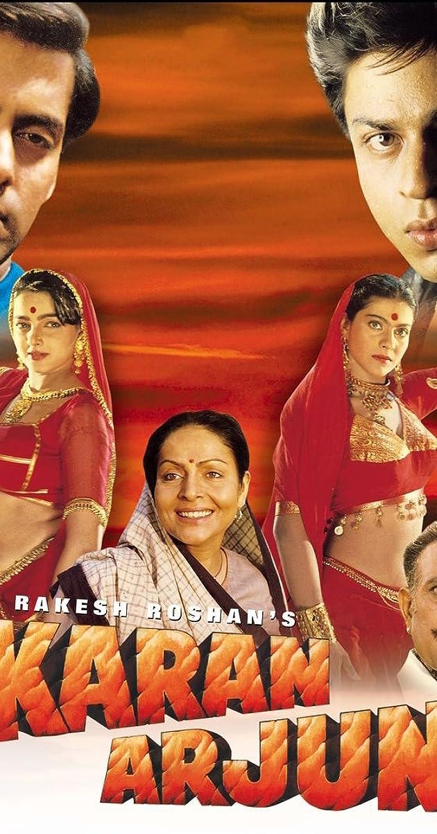 Karan Arjun (1995) - IMDb