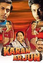 Karan and Arjun