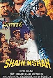 Shahenshah(1988) Poster - Movie Forum, Cast, Reviews