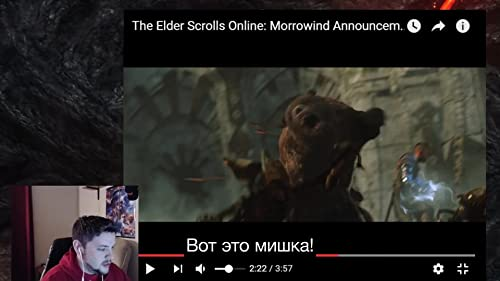 The Elder Scrolls Online: Morrowind E3 2017 Trailer (Russian Subtitled)