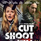 Phil Burke, Rebecca Faulkenberry, and Lexi Lapp in Cut Shoot Kill (2017)