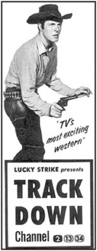 Robert Culp in Trackdown (1957)