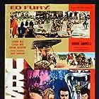 Ed Fury, Luciana Gilli, Adriano Micantoni, and Claudia Mori in Ursus nella terra di fuoco (1963)