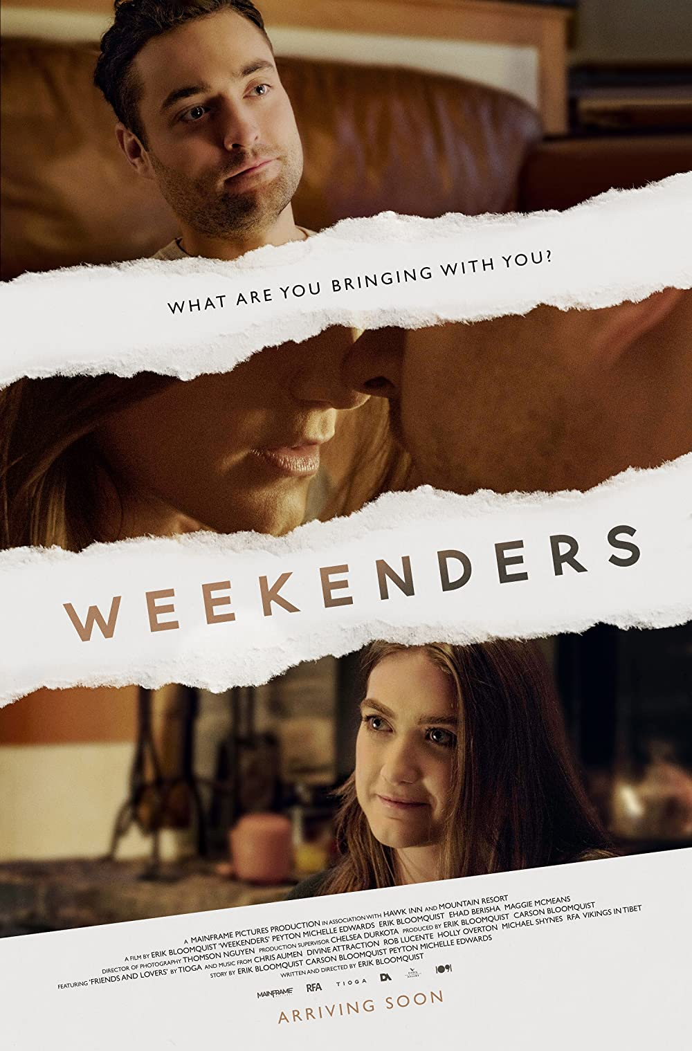 Weekenders 2021 English 235MB HDRip Download