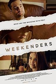 Ehad Berisha, Erik Bloomquist, Maggie McMeans, and Peyton Michelle Edwards in Weekenders (2021)