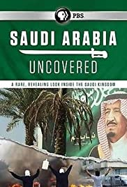 Saudi Arabia Uncovered Poster