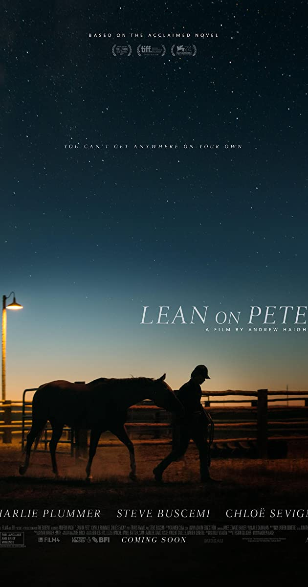 Lean On Pete (2017)   IMDb