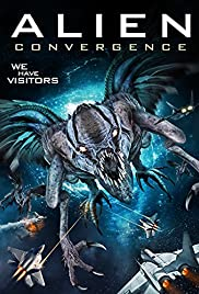 Alien Convergence Poster