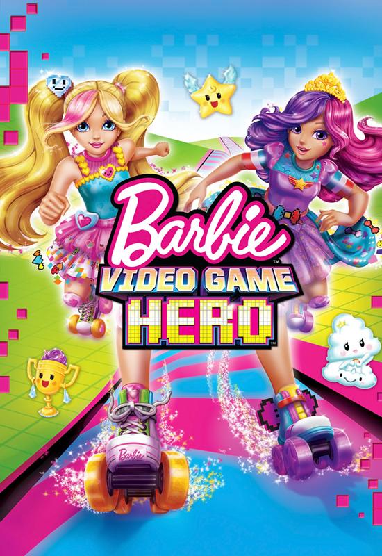 Barbie Video Game Hero (2017) Hindi Dubbed