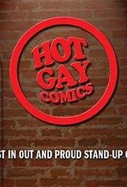 Hot Gay Comics Poster