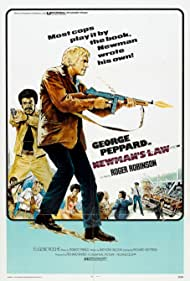 Newman's Law (1974) Poster - Movie Forum, Cast, Reviews
