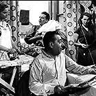Maria Grazia Francia and Anna Pretolani in Addio, Napoli! (1955)