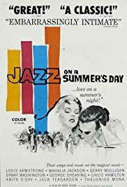 Jazz on a Summer's Day (1959) Poster - Movie Forum, Cast, Reviews