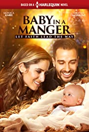 Baby in a Manger Poster
