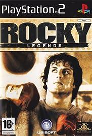 Rocky Legends Poster