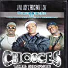 D.J. Paul, La Chat, Juicy J, Project Pat, and Rodney Wickfall in Three 6 Mafia: Choices - The Movie (2001)