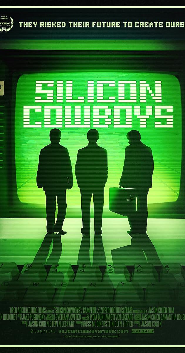 Subtitle of Silicon Cowboys