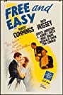 Free and Easy (1941) Poster