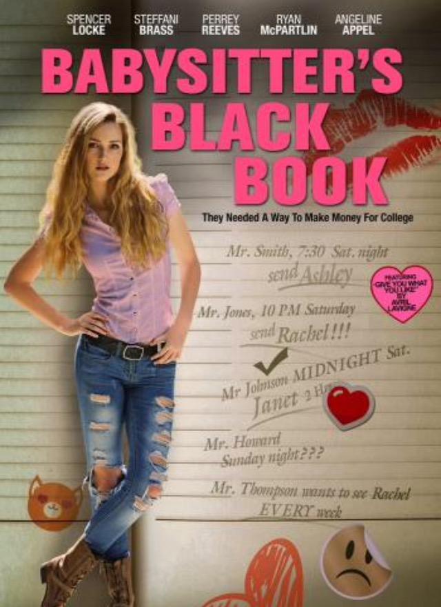 JUODOJI AUKLĖS KNYGELĖ (2015) / Babysitters Black Book