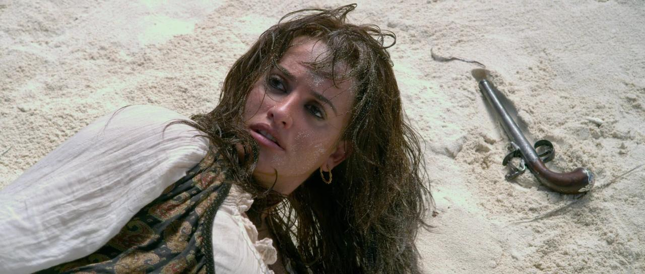 Penélope Cruz in Pirates of the Caribbean: On Stranger Tides (2011)