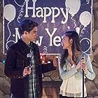 Olivia Rodrigo and Joshua Bassett in High School Musical: The Musical - The Series (2019)