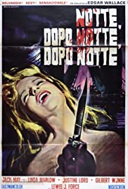 Night After Night After Night (1969) Poster - Movie Forum, Cast, Reviews