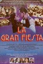La gran fiesta (1986) Poster