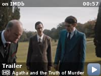 agatha and the truth of murder official trailer