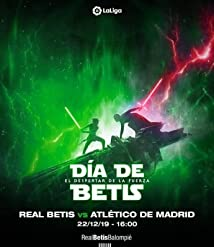 Laliga 18. Matchday Real Betis Balompié vs Atlético Madrid (2019)