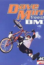 Dave Mirra Freestyle BMX Poster