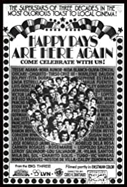 Happy Days Are Here Again Poster