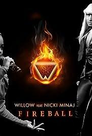 Willow Smith Feat. Nicki Minaj: Fireball Poster