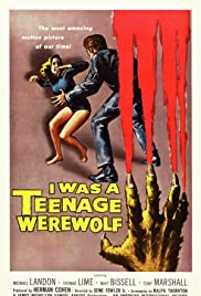 I Was a Teenage Werewolf (1957) Poster - Movie Forum, Cast, Reviews