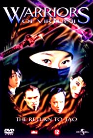 Warriors of Virtue: The Return to Tao (2002) Poster - Movie Forum, Cast, Reviews