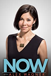 Now with Alex Wagner Poster