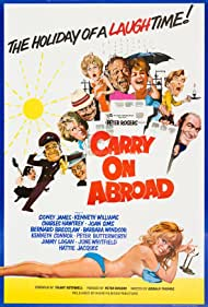 Carry on Abroad (1973) Poster - Movie Forum, Cast, Reviews