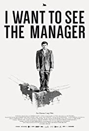 I Want to See the Manager Poster