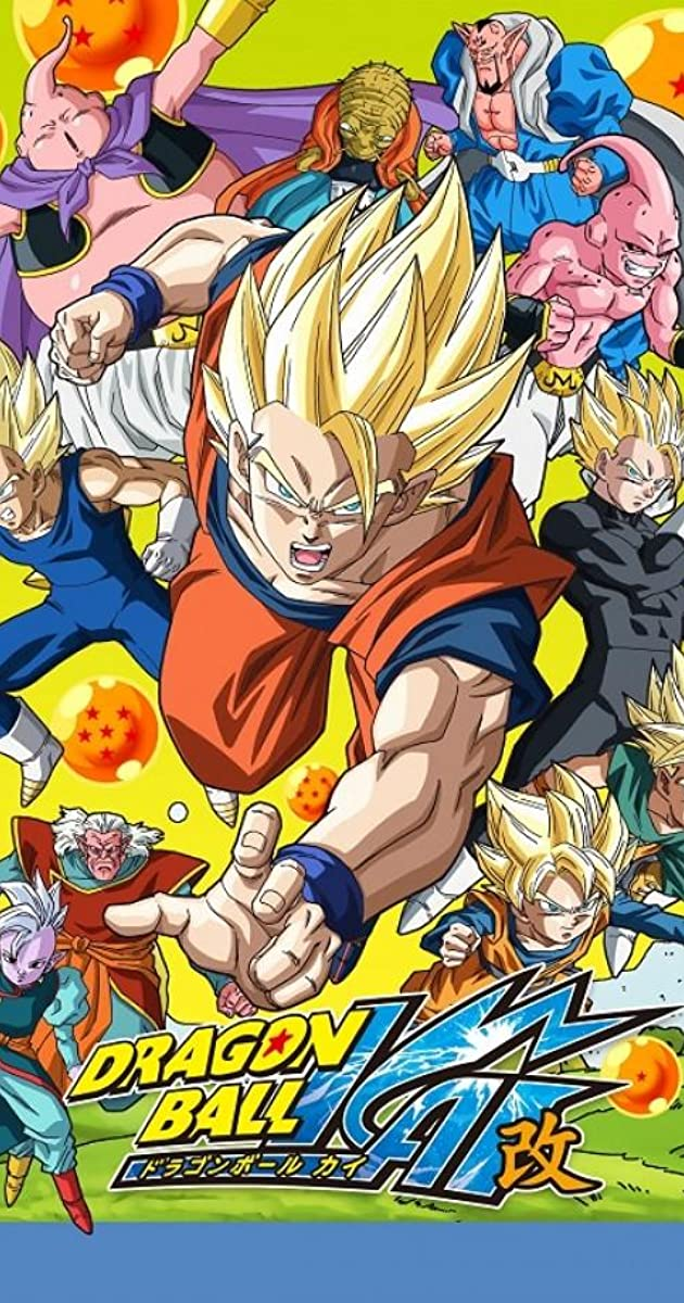 Dragon Ball Z Kai Tv Series 2009 2015 Imdb