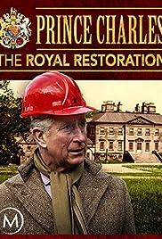 Prince Charles - The Royal Restoration Poster