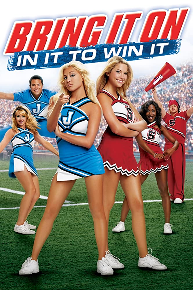 Bring It On: In It To Win It 2007 Dual Audio Hindi 720p WEB-DL 750mb
