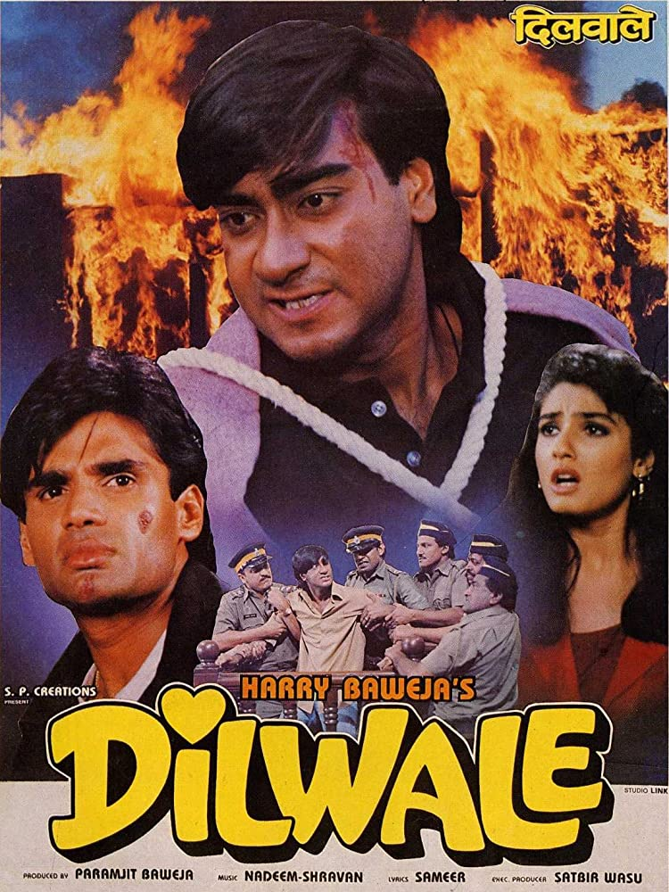 Dilwale (1994) Hindi 720p Bluray